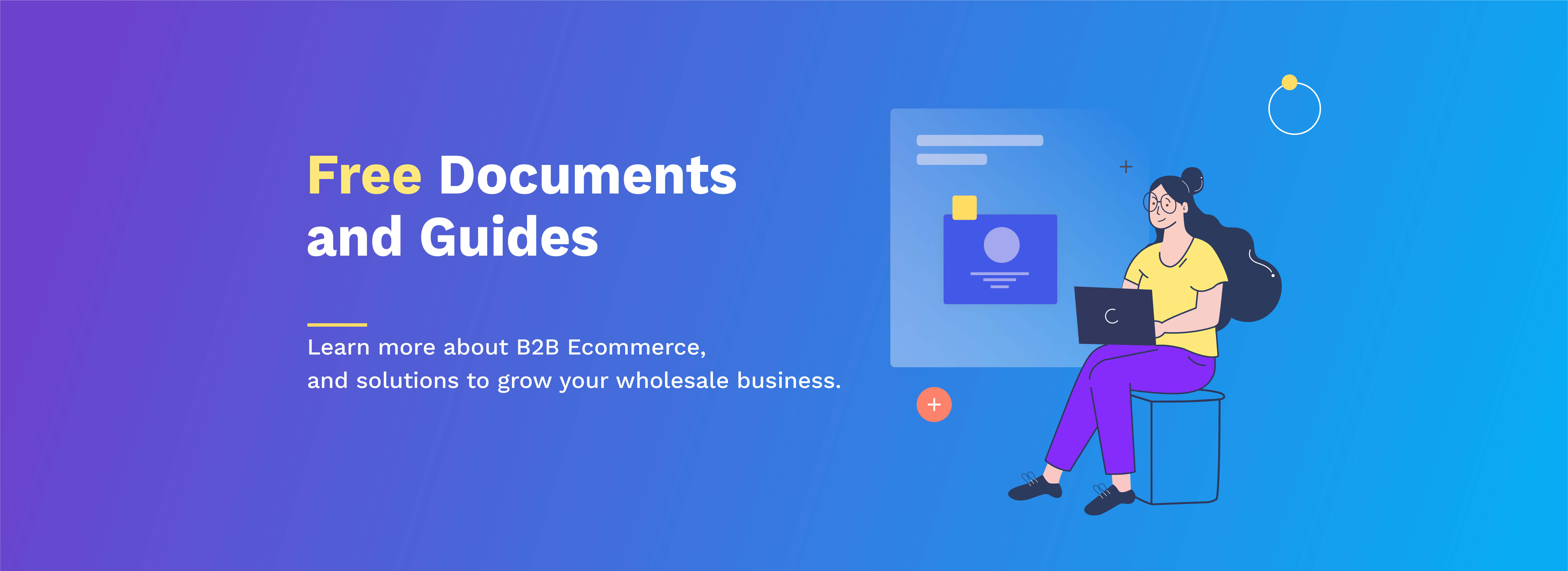 B2B guides and resources