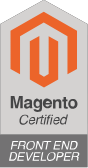 Magento Certification Frontend Developer