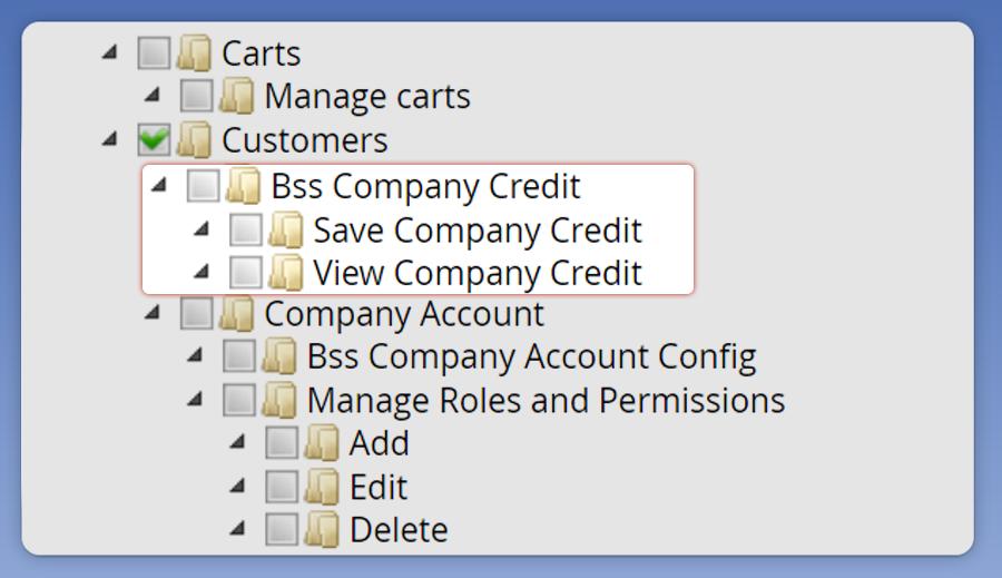 company-credit-admin-permission-magento-2