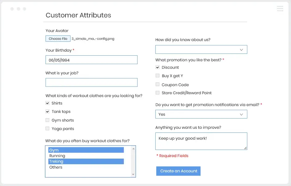 customer-attributes-frontend