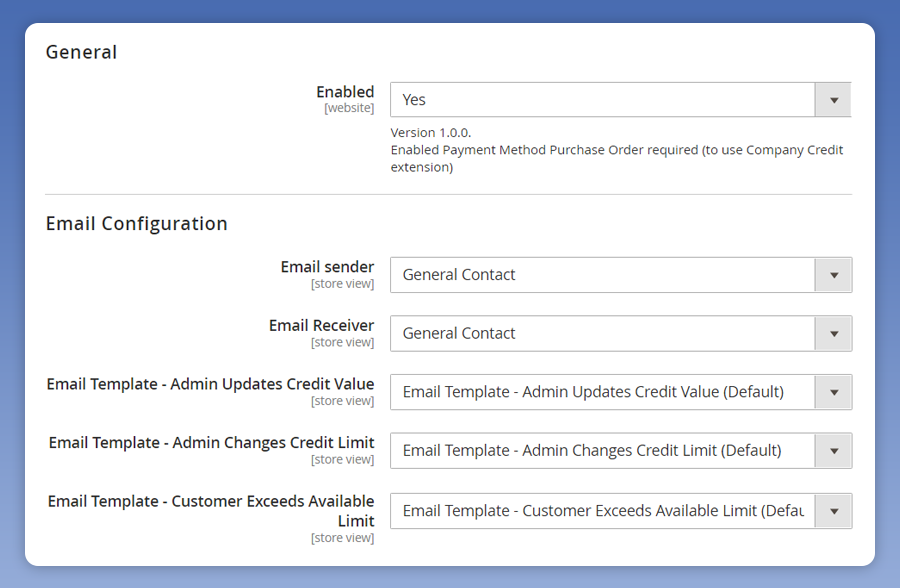 credit-limit-magento-2-email-templates