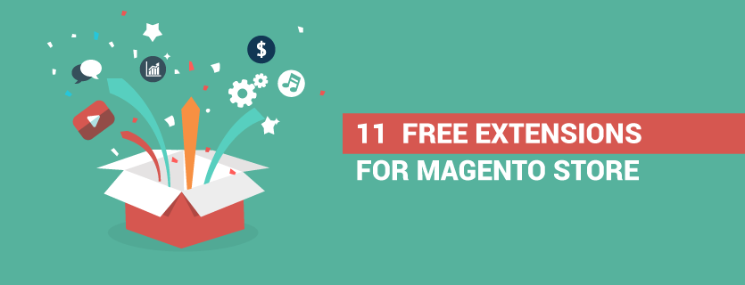 11 Essential Free Extensions for Magento Store