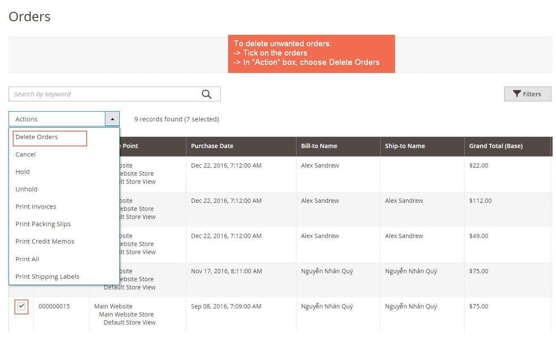 magento-2-delete-orders