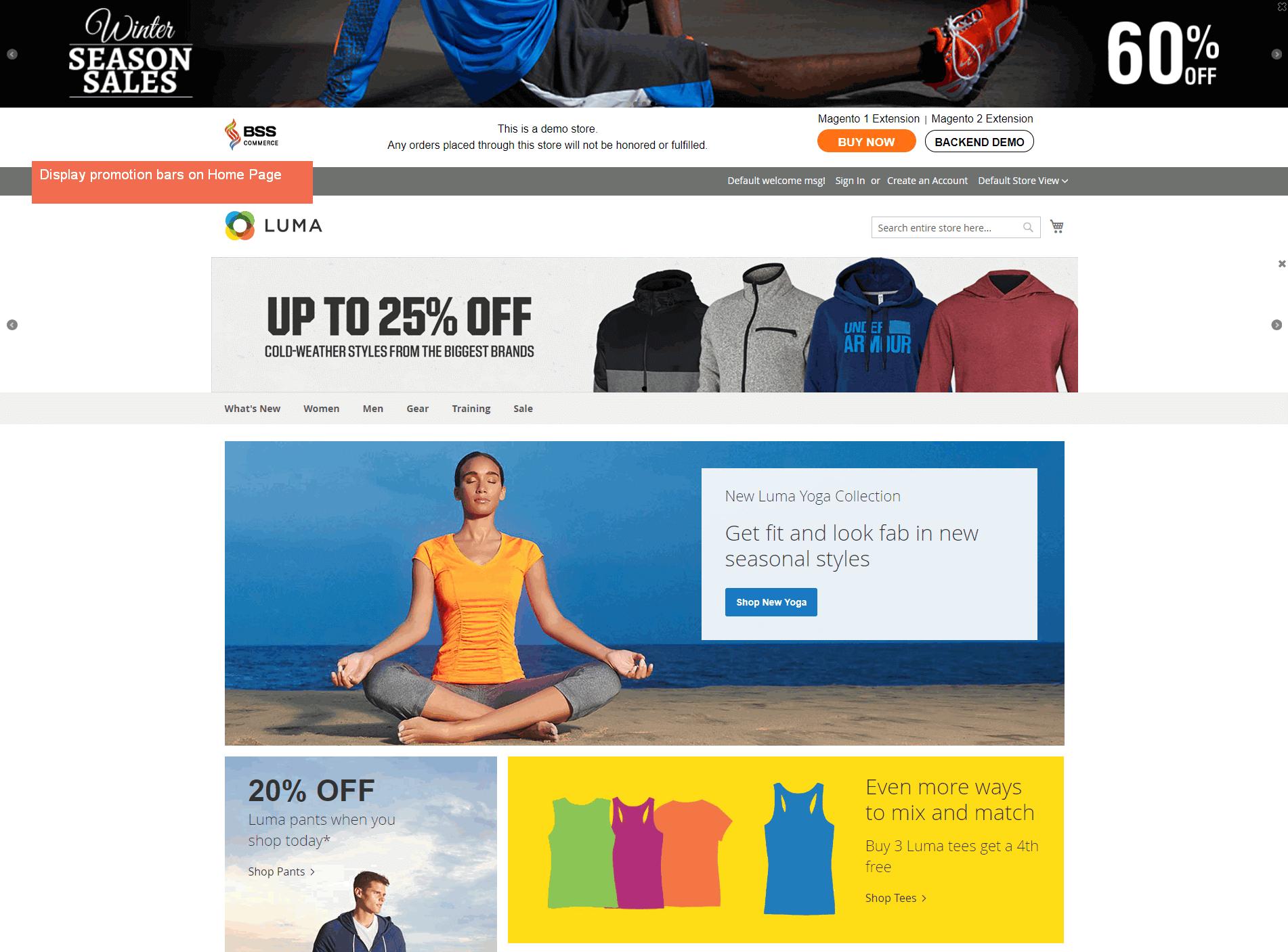 magento-2-promotion-bar-display-on-homepage