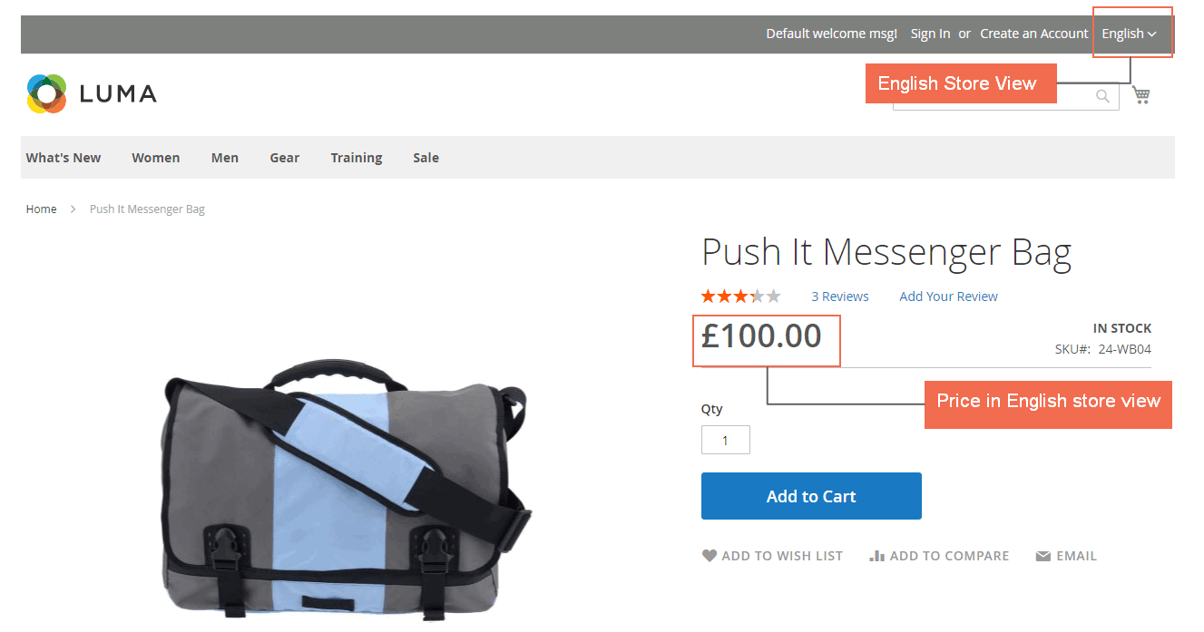 magento 2 multiple store view pricing-price in english
