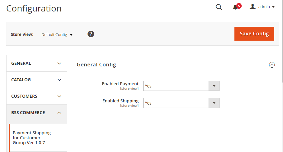 magento 2 shipping and payment per customer group extension