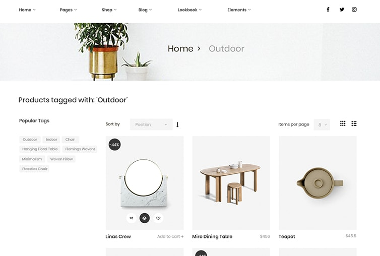 Create unlimited product tags for magento 2 website