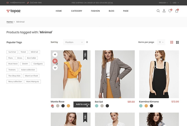 Magento 2 product tags extension| Manage tags page easily