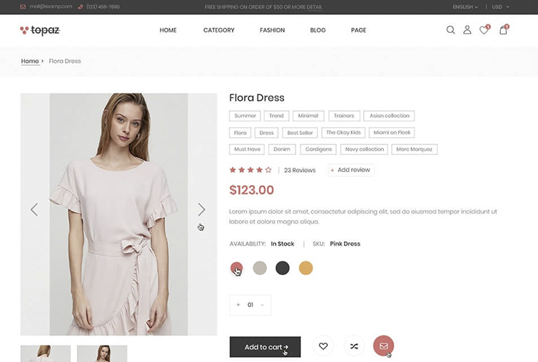 Magento 2 Product tags extension