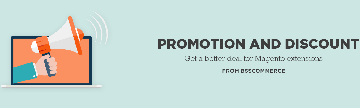 Promotion Program from BssCommerce