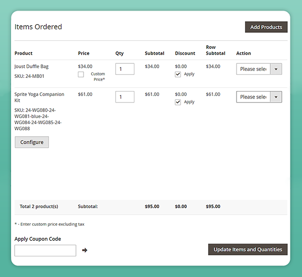 magento 2 create order from quote