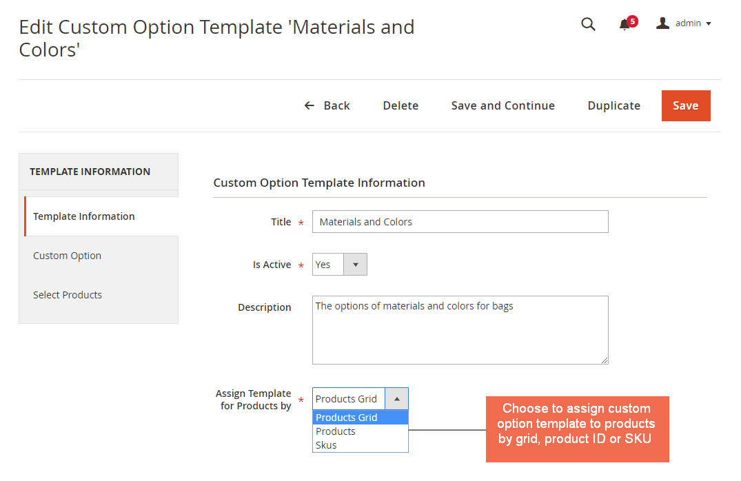 assign-template-to-products-magento-2-custom-option-template-extension