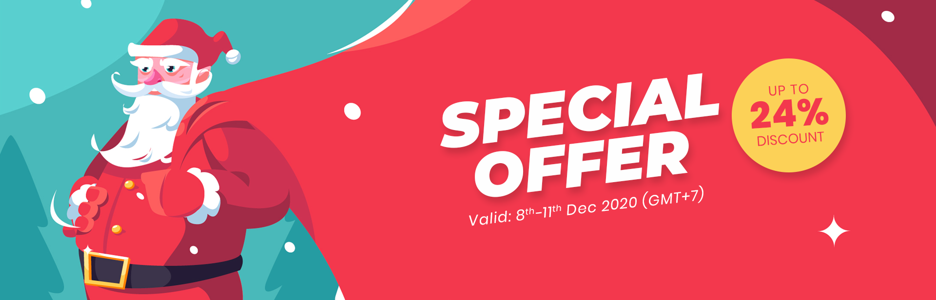 BSSCommerce - Christmas Campaign - Discount & coupon code