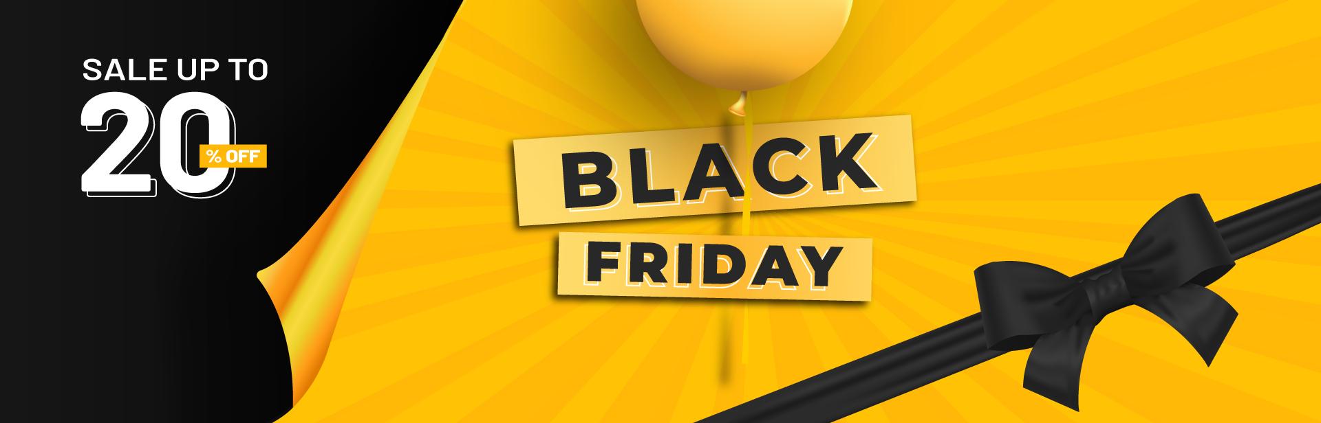 BFCM Banner - BSSCommerce discount