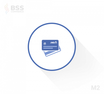 ANZ eGate Payment Gateway for Magento 2 icon