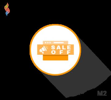 Magento 2 Promotion Bar