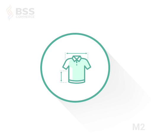 Magento 2 Size Chart