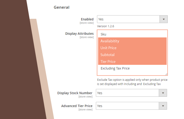 magento 2 b2b module demo configurable display