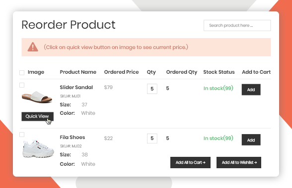magento 2 b2b module package reorder