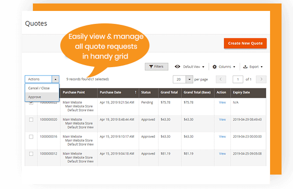 magento-2-b2b-demo-quote-request-grid