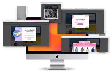 magento newsletter pop-up extension-different-popup