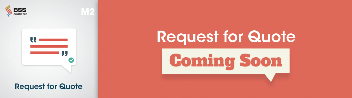 magento 2 request for quote extension coming soon