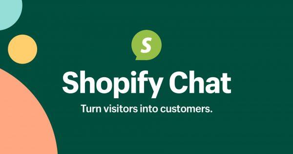 shopify live chat logo
