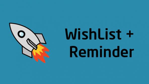 WishList + Reminder by Sticky Apps