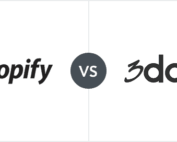 Comparison of 3dcart and Shopify