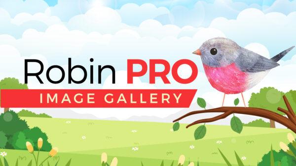 Robin PRO Image Gallery Shopify App