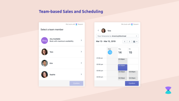 Sesami: Appointment Booking App