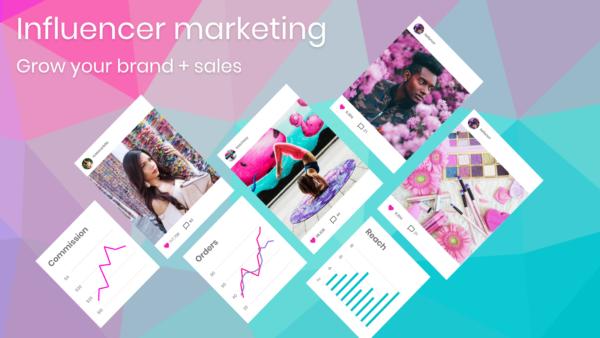 Vwala Shopify Influencers App