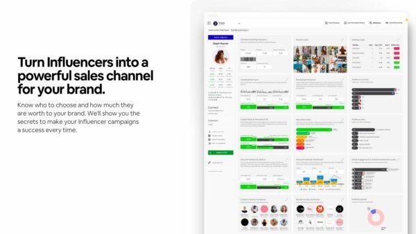 Instargram Shop Shopify Influencer App