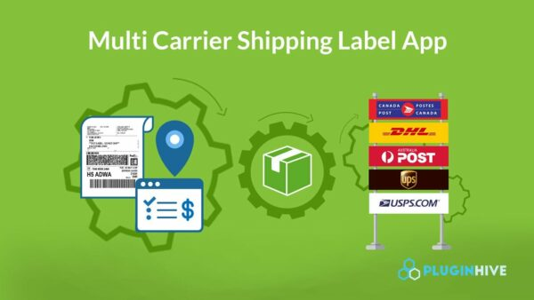 Multi Carrier Shipping Label Shopify App