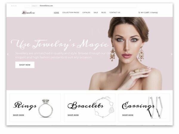 Newelise Shopify Theme