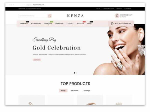 Kenza Shopify Theme