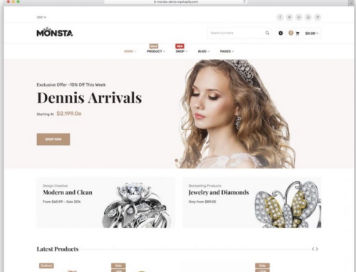 20 Best Shopify Themes For Jewellery