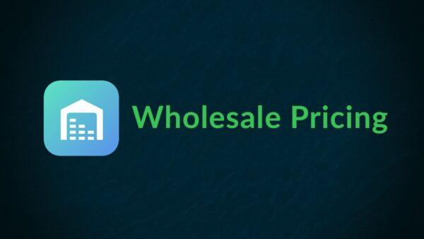 Best Shopify Membership App - Wholesale Pricing