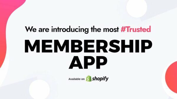 AAA Membership Shopify App